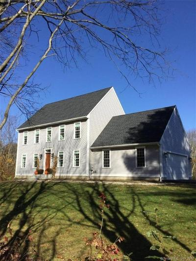 Coventry Single Family Home For Sale: 355 Riley Mountain Road