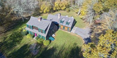 Stonington Single Family Home For Sale: 87 Palmer Neck Road