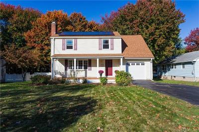 Wethersfield Single Family Home For Sale: 17 Caliber Lane