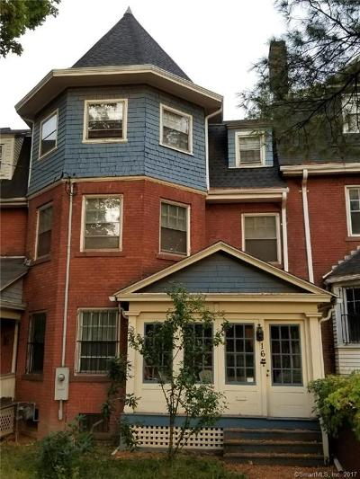 Hartford Multi Family Home For Sale: 16 Park Terrace