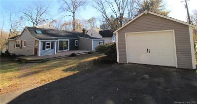 Cheshire Single Family Home For Sale: 74 Belridge Road