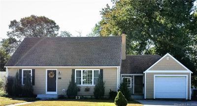 Groton Single Family Home For Sale: 163 Morse Avenue