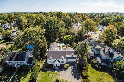 West Hartford Single Family Home For Sale: 207 Sedgwick Road