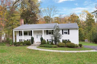 Fairfield County Single Family Home For Sale: 123 Dogwood Lane
