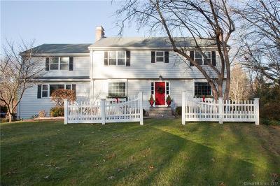 Simsbury Single Family Home For Sale: 9 Washburn Drive