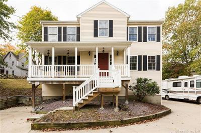 Shelton Single Family Home For Sale: 42 Wright Street