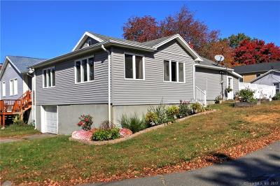 Milford CT Single Family Home For Sale: $197,000