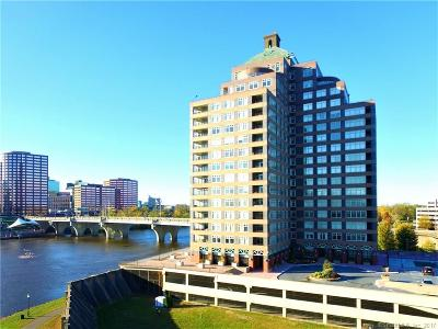 East Hartford Condo/Townhouse For Sale: 235 East River Drive #1701