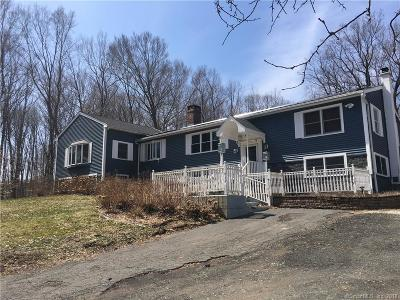 Cheshire Single Family Home For Sale: 1735 Marion Road