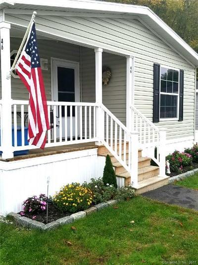 Groton Single Family Home For Sale: 301 Buddington Road #46