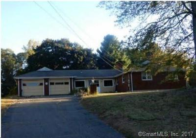 Cromwell Single Family Home For Sale: 73 Timber Hill Road