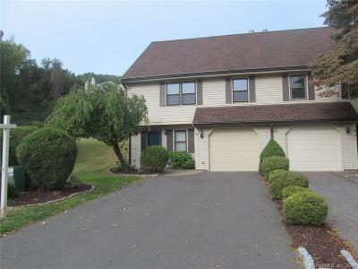 Wethersfield Condo/Townhouse For Sale: 34 Potter Crossing #34