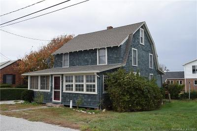 Old Saybrook Single Family Home For Sale: 71 Town Beach Road