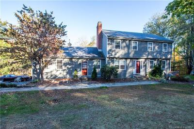 Woodbury Single Family Home For Sale: 128 Old Town Farm Road