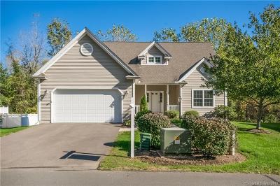 East Granby Condo/Townhouse For Sale: 46 Sanford Ridge #46