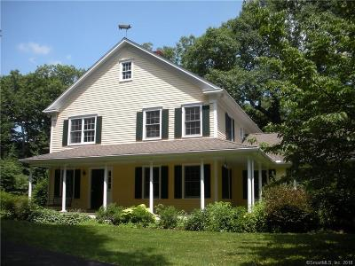 Roxbury Single Family Home For Sale: 154 Painter Hill Road