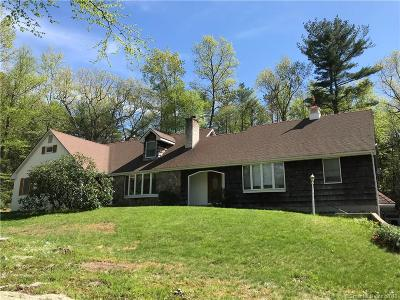 Stafford Single Family Home For Sale: 24 Forest Road