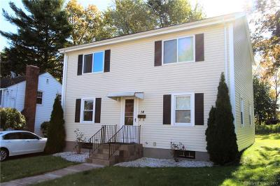 Wethersfield Single Family Home For Sale: 14 Stillwold Drive