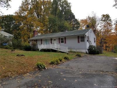 Wolcott Single Family Home For Sale: 13 Sheraton Drive