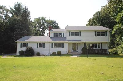 Easton Single Family Home For Sale: 77 Wintergreen Drive