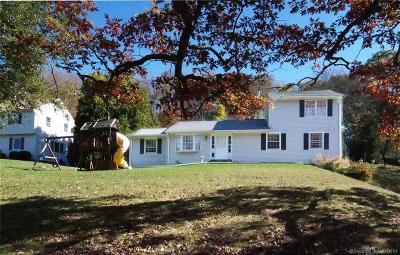 Fairfield County Single Family Home For Sale: 21 Jackson Drive