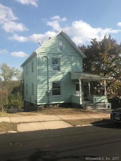 Naugatuck Single Family Home For Sale: 80 Gorman Street