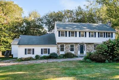 Trumbull Single Family Home For Sale: 310 Edison Road