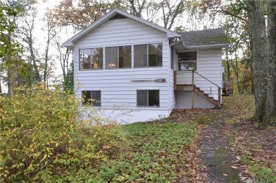 Danbury Single Family Home For Sale: 118 Carol Street
