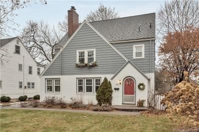 Single Family Home For Sale: 1190 Farmington Avenue