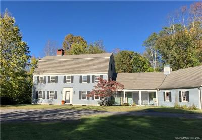 Sharon Single Family Home For Sale: 25 Amenia Union Road