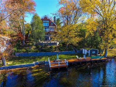 Middlebury Single Family Home For Sale: 34 Tylers Cove #34