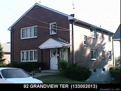 Hartford Multi Family Home For Sale: 92 Grandview Terrace