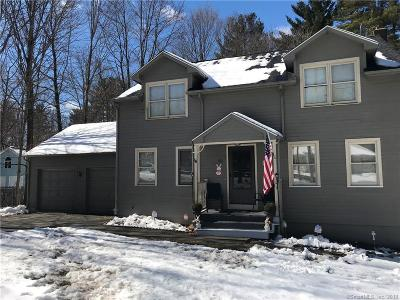 Torrington Single Family Home For Sale: 160 Hayden Hill Road