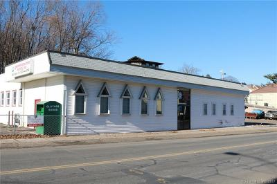 Meriden Commercial For Sale: 410 Colony Street