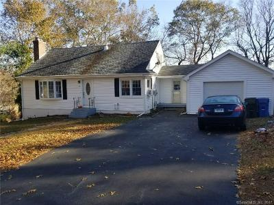 Groton Single Family Home For Sale: 63 Valley Road