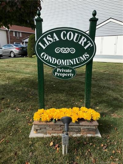 Waterbury Condo/Townhouse For Sale: 22 Lisa Court #12