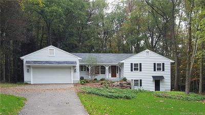 Avon Single Family Home For Sale: 38 Scoville Road