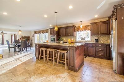 Torrington Single Family Home For Sale: 177 Starks Hill Road