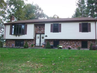 Southington Single Family Home For Sale: 47 Lepage Drive