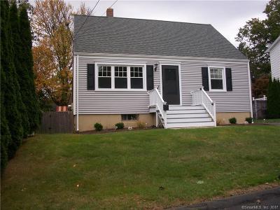 Fairfield Single Family Home For Sale: 121 Prince Street