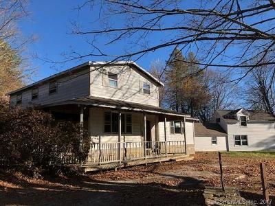 Stafford Single Family Home For Sale: 229 Leonard Road