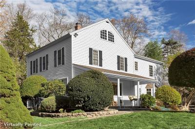 Wilton Single Family Home For Sale: 175 Mountain Road