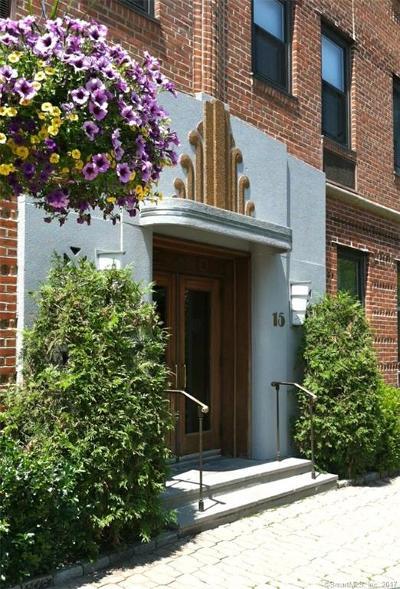 Greenwich Condo/Townhouse For Sale: 15 Lafayette Court #5C