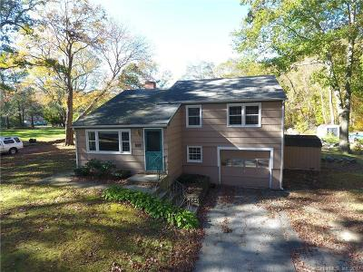 Groton Single Family Home For Sale: 107 Lambtown Road