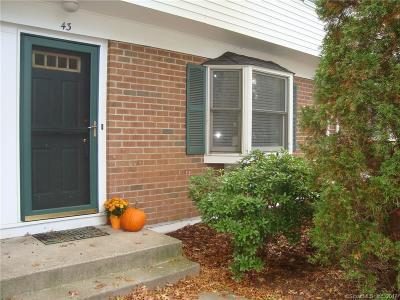 Fairfield Condo/Townhouse For Sale: 245 Sunnyridge Avenue #43