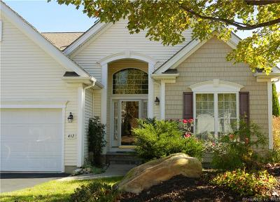 Oxford Single Family Home For Sale: 412 Mulligan Drive #412