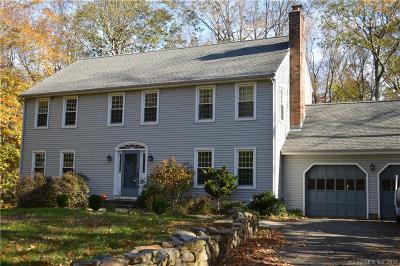 Hebron Single Family Home For Sale: 65 Charles Lane