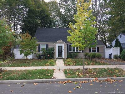 New Haven Single Family Home For Sale: 17 Greenhill Terrace