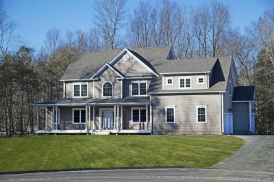 Southbury Single Family Home For Sale: 106 Britiani Road