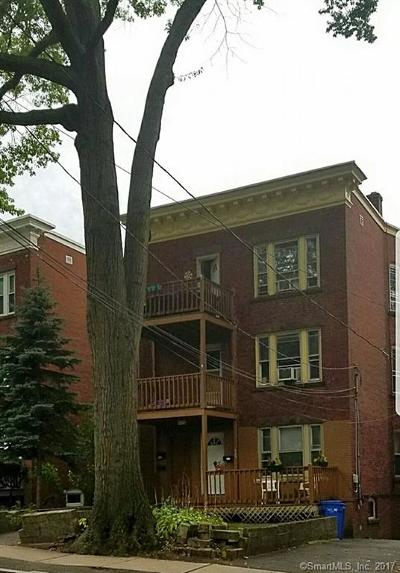 Hartford Multi Family Home For Sale: 447 Summit Street